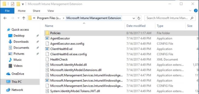 Manage your Windows 10 devices via PowerShell and Microsoft Intune