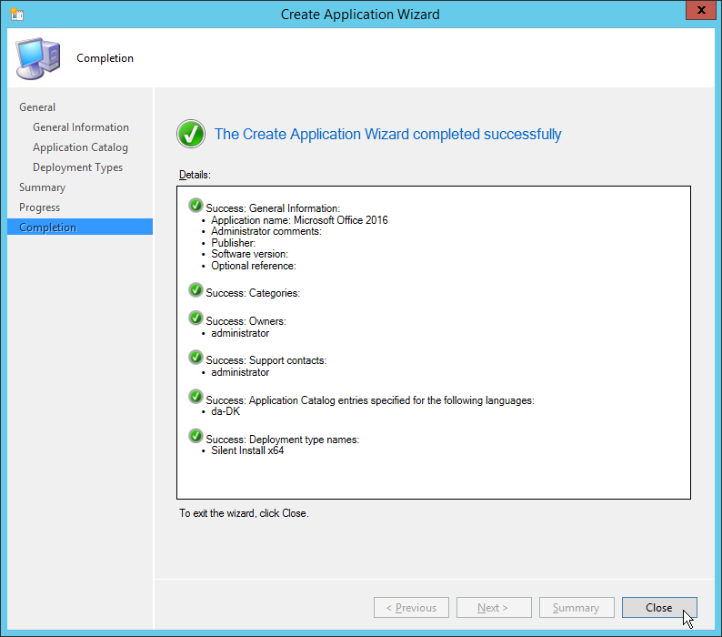 how to uninstall office 2010 using sccm 2012