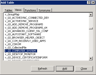 Creating Configuration Manager 2007 Reports – Part III Using
