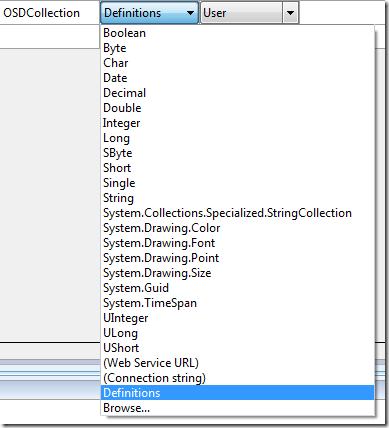 Wpf Combobox Custom List