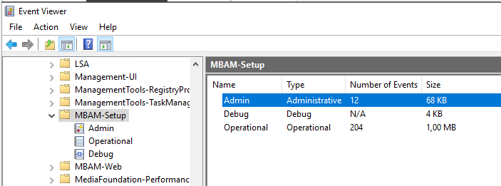 Use PowerShell scripts to install/upgrade MBAM – CTGlobal