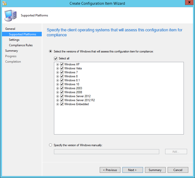 Part 1: Uninstall Java (or any other software) with ConfigMgr