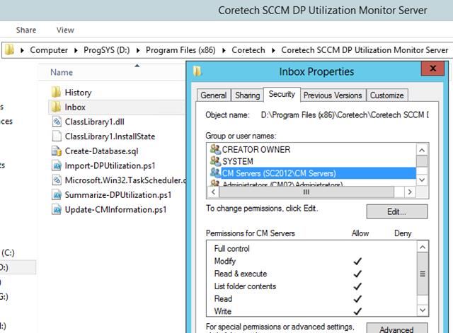 Coretech Distribution Point Utilization Monitor – CTGlobal