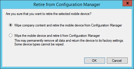 Dealing with Jailbroken/Roted devices in ConfigMgr 2012 R2 & Intune
