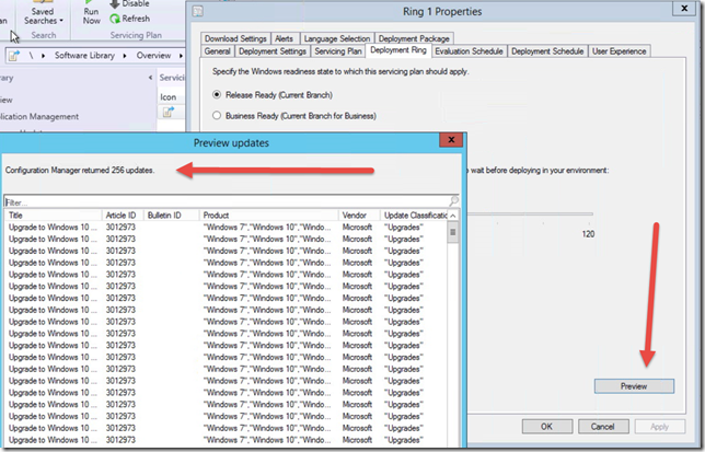Windows 10 Servicing in ConfigMgr 1511 – CTGlobal