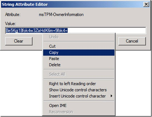 win7bt - string editor